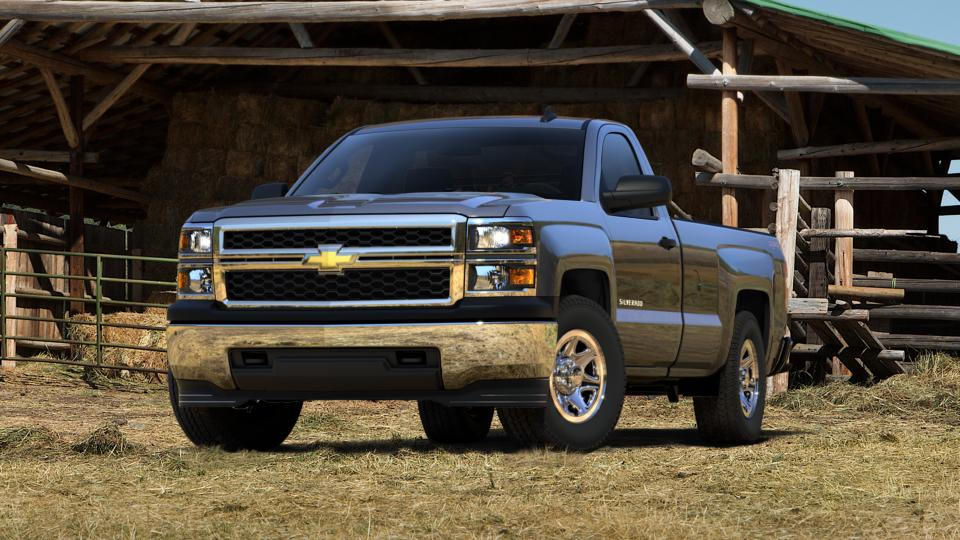 2015 Chevrolet Silverado 1500 Vehicle Photo in Gardner, MA 01440