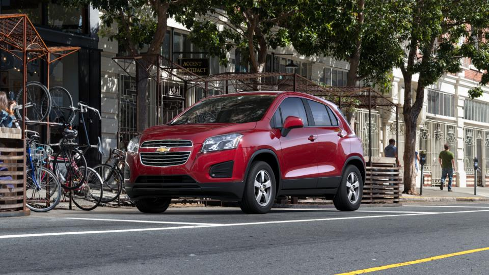 2015 Chevrolet Trax Vehicle Photo in Moon Township, PA 15108