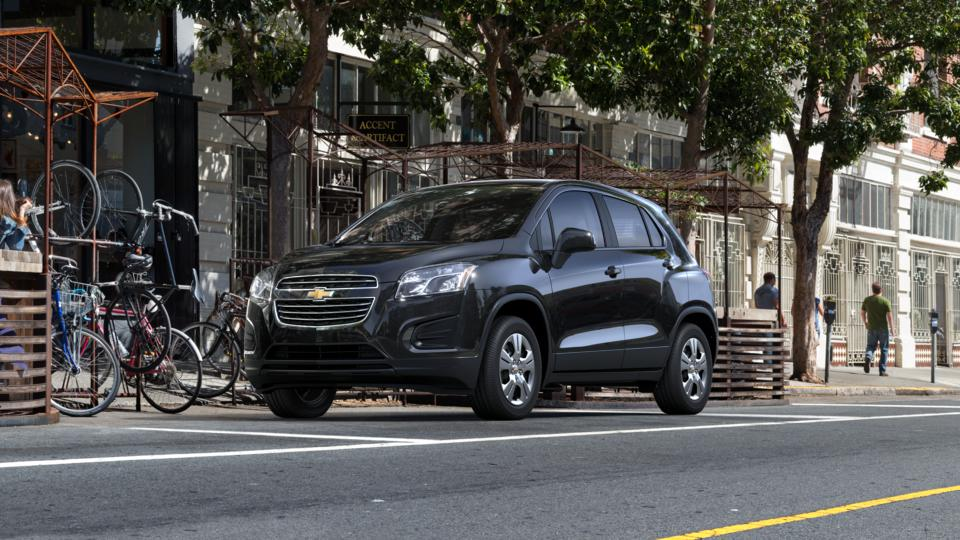2015 Chevrolet Trax Vehicle Photo in Elgin, TX 78621