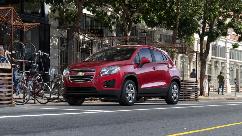 2015 Chevrolet Trax Vehicle Photo in Shreveport, LA 71105