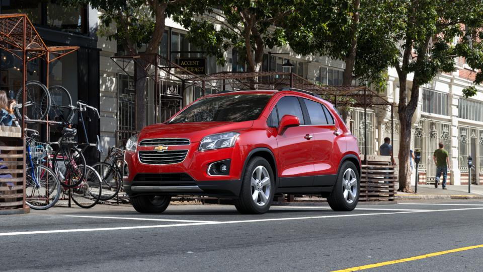 2015 Chevrolet Trax Vehicle Photo in Rosenberg, TX 77471