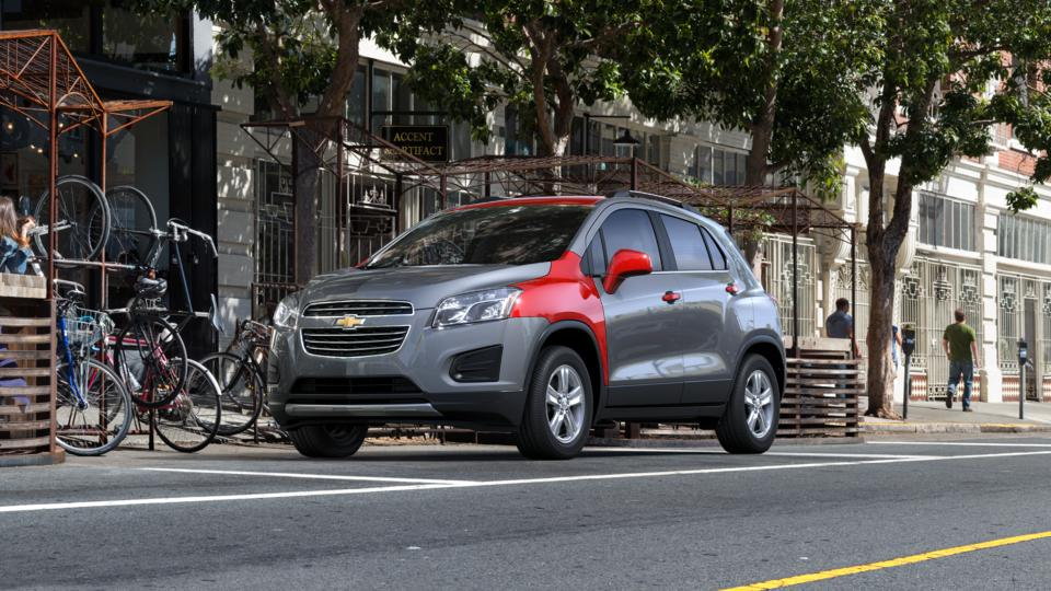 2015 Chevrolet Trax Vehicle Photo in West Harrison, IN 47060