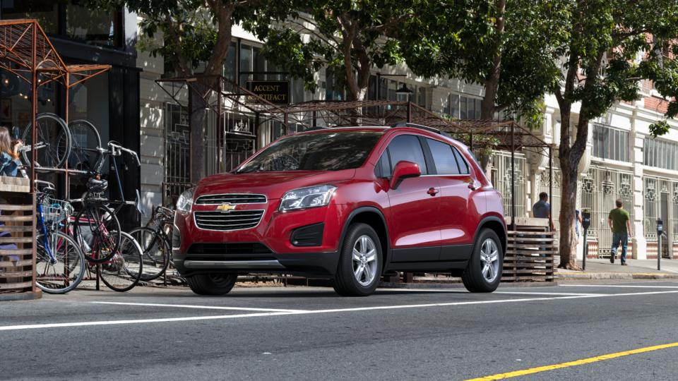 2015 Chevrolet Trax Vehicle Photo in Jenkintown, PA 19046