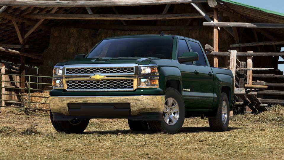 2015 Chevrolet Silverado 1500 Vehicle Photo in Wharton, TX 77488