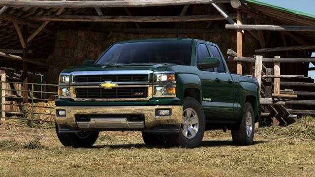2015 Chevrolet Silverado 1500 for sale in Tusbia ...