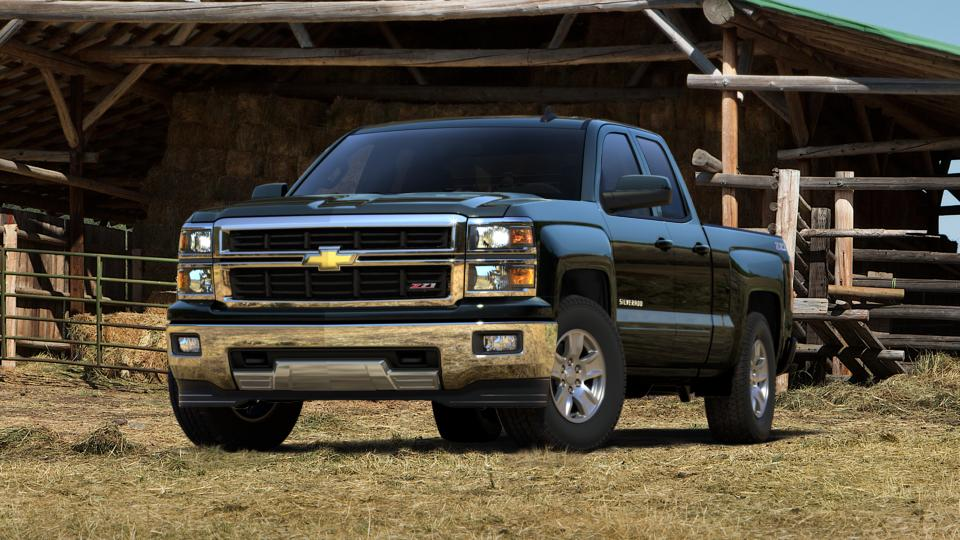2015 Chevrolet Silverado 1500 Vehicle Photo in Lake Bluff, IL 60044