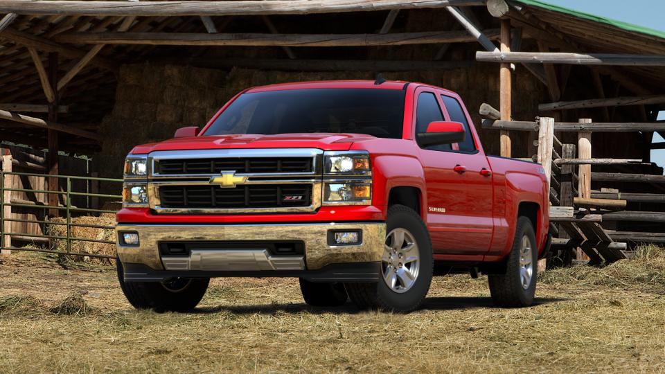 2015 Chevrolet Silverado 1500 Vehicle Photo in Boonville, IN 47601