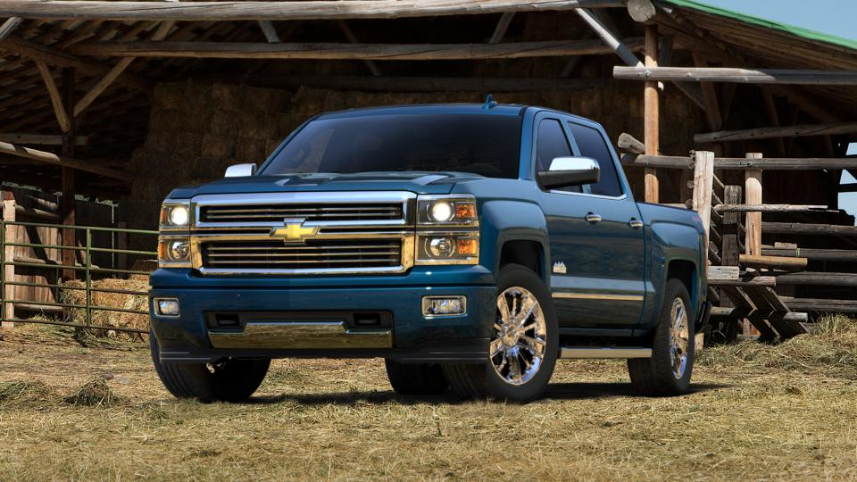 2015 Chevrolet Silverado 1500 Vehicle Photo in Casper, WY 82609