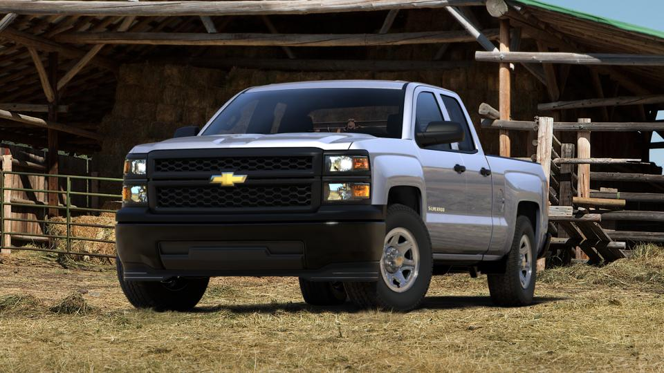 2015 Chevrolet Silverado 1500 Vehicle Photo in Joliet, IL 60435