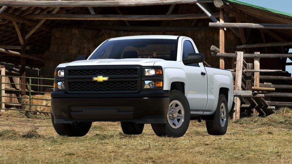 2015 Chevrolet Silverado 1500 Vehicle Photo in Englewood, CO 80113
