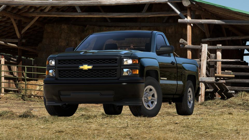 2015 Chevrolet Silverado 1500 Vehicle Photo in Houston, TX 77054