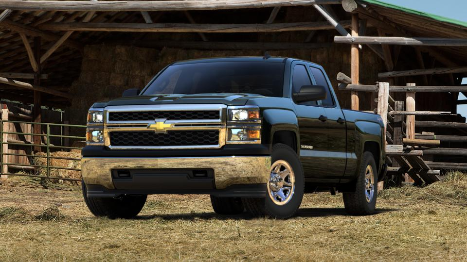 2015 Chevrolet Silverado 1500 Vehicle Photo in Athens, GA 30606