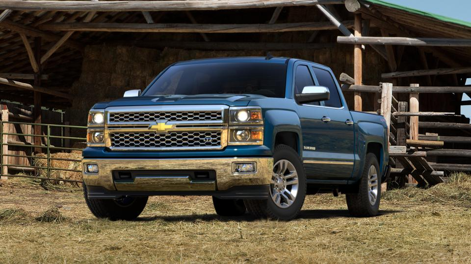 2015 Chevrolet Silverado 1500 Vehicle Photo in Fort Worth, TX 76116