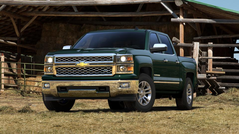 2015 Chevrolet Silverado 1500 Vehicle Photo in North Charleston, SC 29406
