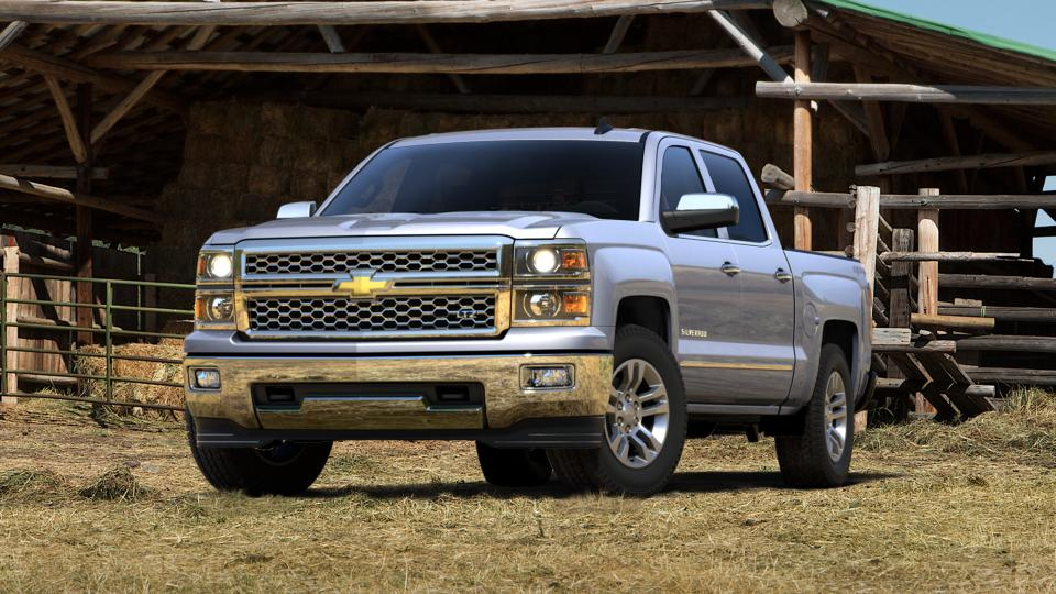 2015 Chevrolet Silverado 1500 Vehicle Photo in Wendell, NC 27591