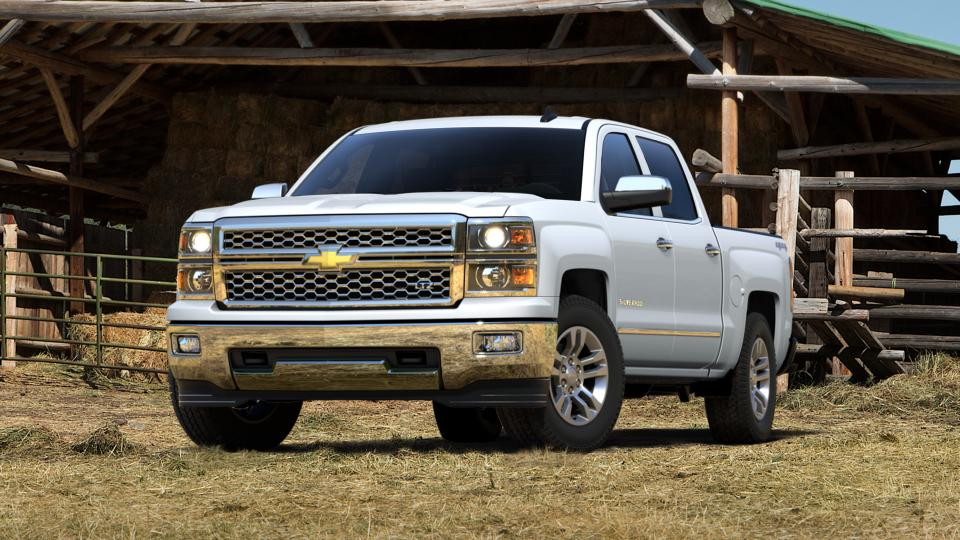 2015 Chevrolet Silverado 1500 Vehicle Photo in Raleigh, NC 27609