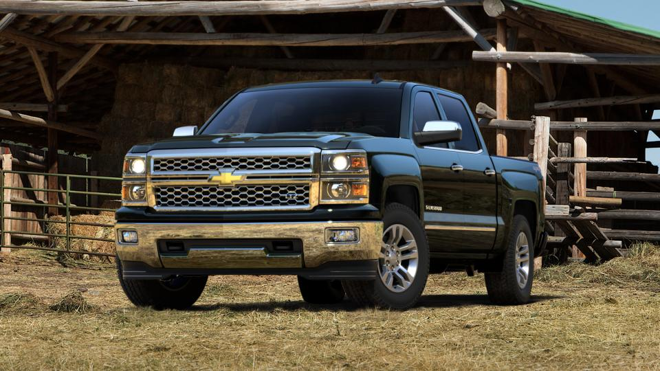 2015 Chevrolet Silverado 1500 Vehicle Photo in Colorado Springs, CO 80905