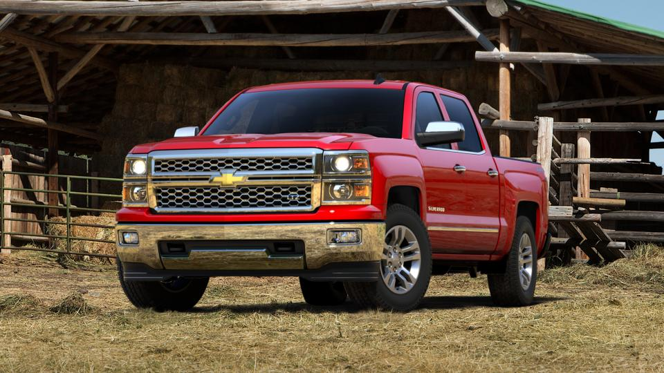 2015 Chevrolet Silverado 1500 Vehicle Photo in Columbia, MO 65203-3903
