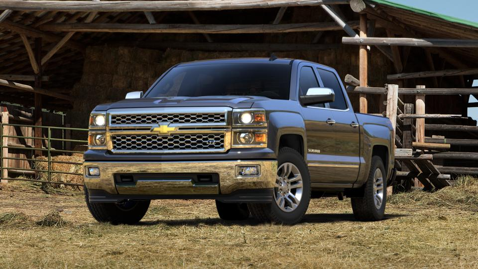 2015 Chevrolet Silverado 1500 Vehicle Photo in Knoxville, TN 37912