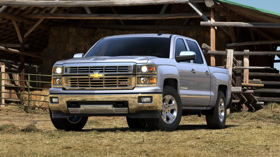 2015 Chevrolet Silverado 1500 Vehicle Photo in Augusta, GA 30907