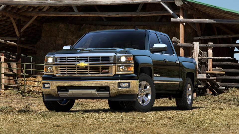 2015 Chevrolet Silverado 1500 Vehicle Photo in Triadelphia, WV 26059