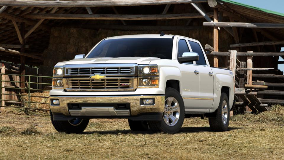 2015 Chevrolet Silverado 1500 Vehicle Photo in San Angelo, TX 76903