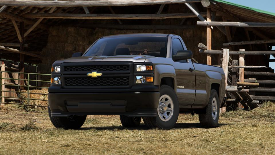 2015 Chevrolet Silverado 1500 Vehicle Photo in Hudson, FL 34667