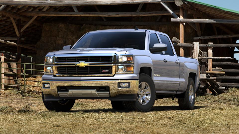 2015 Chevrolet Silverado 1500 Vehicle Photo in Oakdale, CA 95361