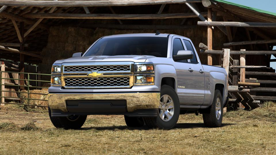 2015 Chevrolet Silverado 1500 Vehicle Photo in Emporia, VA 23847