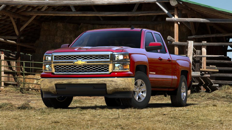2015 Chevrolet Silverado 1500 Vehicle Photo in Mukwonago, WI 53149