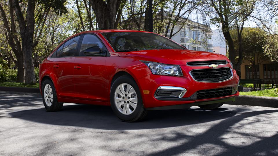 2015 Chevrolet Cruze Vehicle Photo in Enid, OK 73703