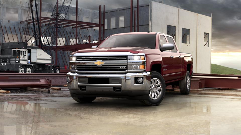 2015 Chevrolet Silverado 2500HD Built After Aug 14 Vehicle Photo in Lincoln, NE 68521