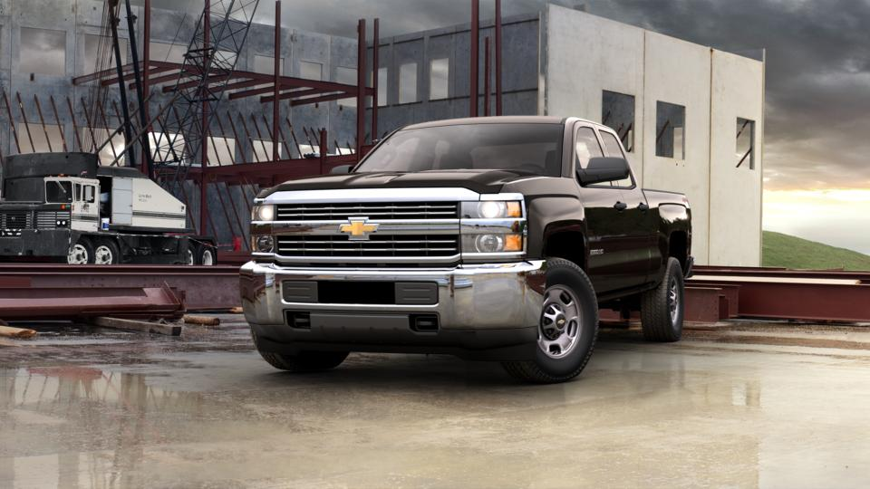2015 Chevrolet Silverado 2500HD Built After Aug 14 Vehicle Photo in South Portland, ME 04106