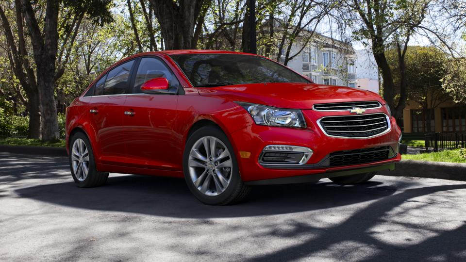 2015 Chevrolet Cruze Vehicle Photo in San Angelo, TX 76903