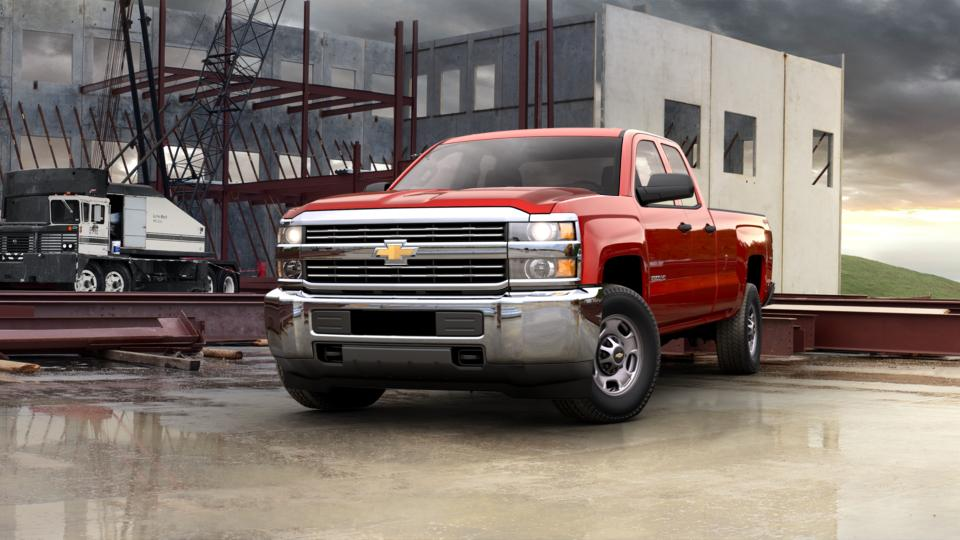 2015 Chevrolet Silverado 2500HD Built After Aug 14 Vehicle Photo in Warrensville Heights, OH 44128
