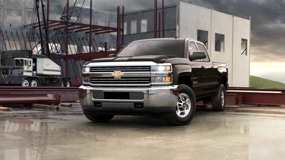 2015 Chevrolet Silverado 2500HD Built After Aug 14 Vehicle Photo in Poughkeepsie, NY 12601