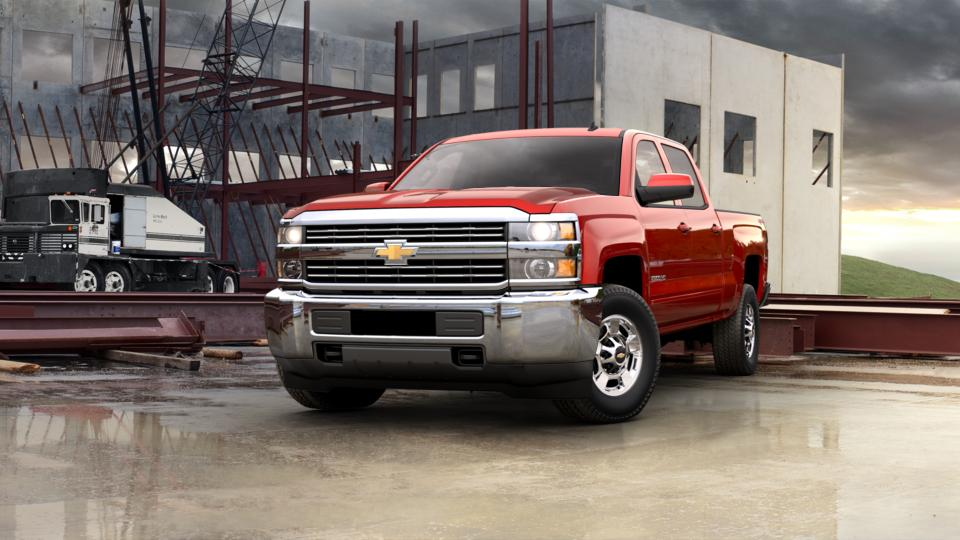 2015 Chevrolet Silverado 2500HD Built After Aug 14 Vehicle Photo in Anchorage, AK 99515