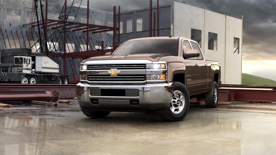 2015 Chevrolet Silverado 2500HD Built After Aug 14 Vehicle Photo in Gulfport, MS 39503
