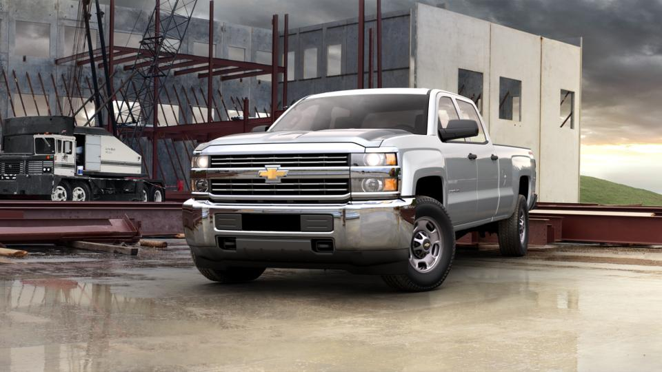 2015 Chevrolet Silverado 2500HD Built After Aug 14 Vehicle Photo in Enid, OK 73703