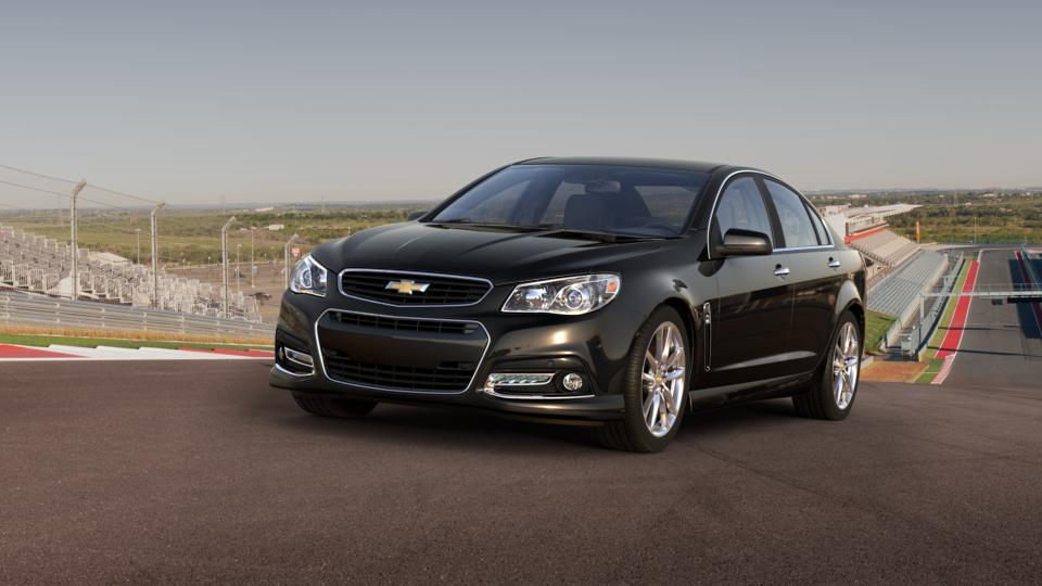 2015 Chevrolet SS Vehicle Photo in Englewood, CO 80113