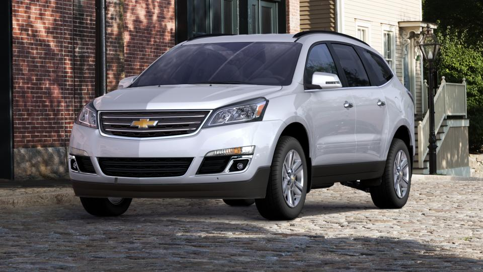 2016 Chevrolet Traverse Vehicle Photo in Washington, NJ 07882