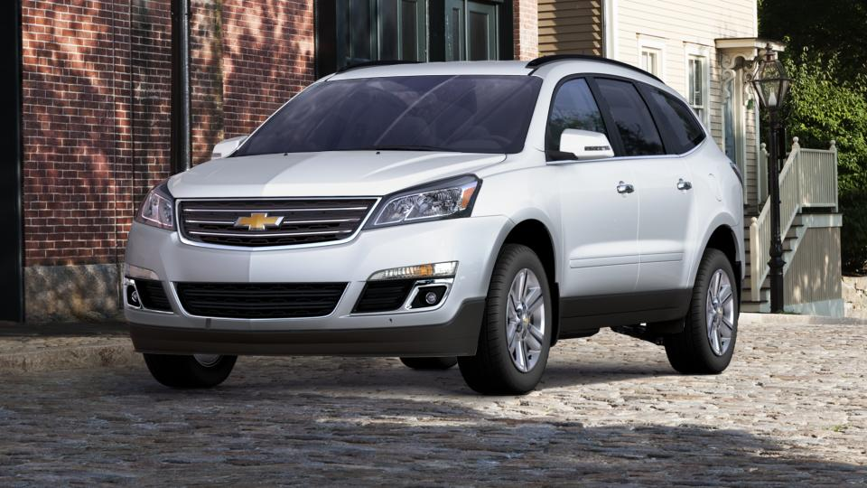 2016 Chevrolet Traverse Vehicle Photo in Evanston, WY 82930