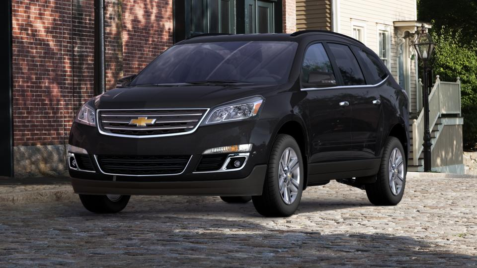 2016 Chevrolet Traverse Vehicle Photo in Redding, CA 96002