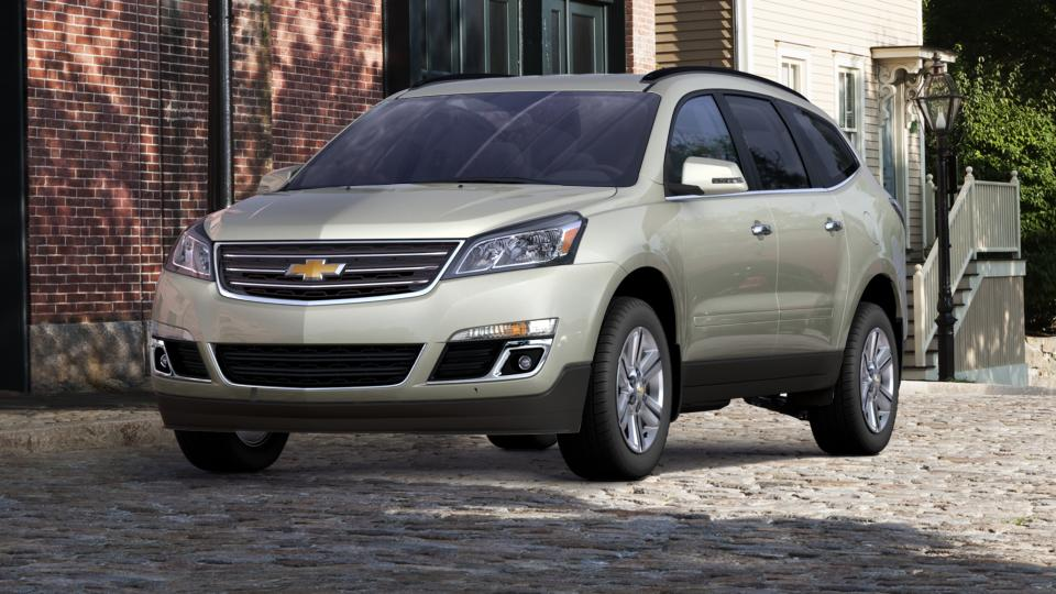 2016 Chevrolet Traverse Vehicle Photo in Moon Township, PA 15108