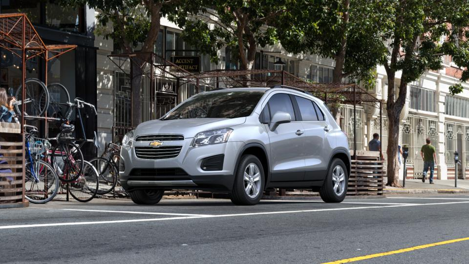 2016 Chevrolet Trax Vehicle Photo in Mansfield, OH 44906