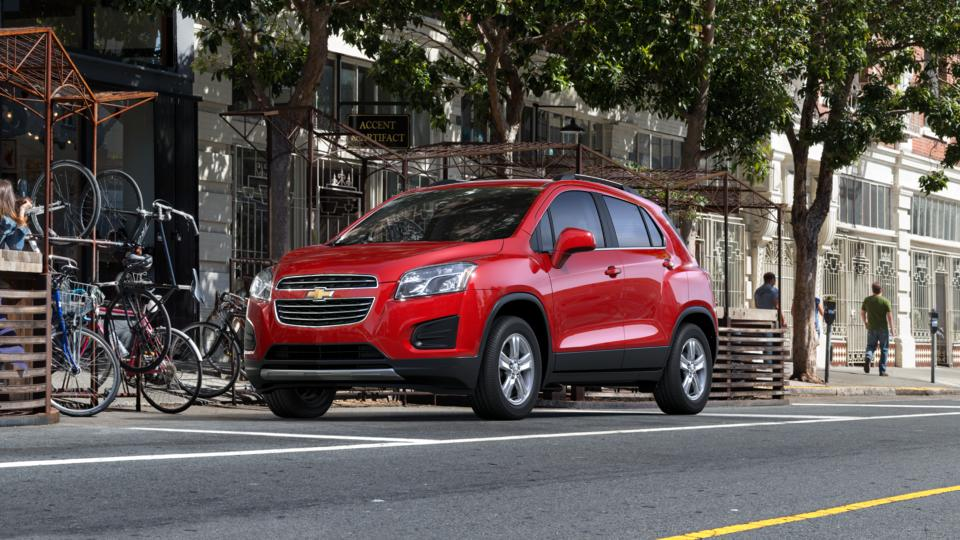 2016 Chevrolet Trax Vehicle Photo in Lowell, IN 46356