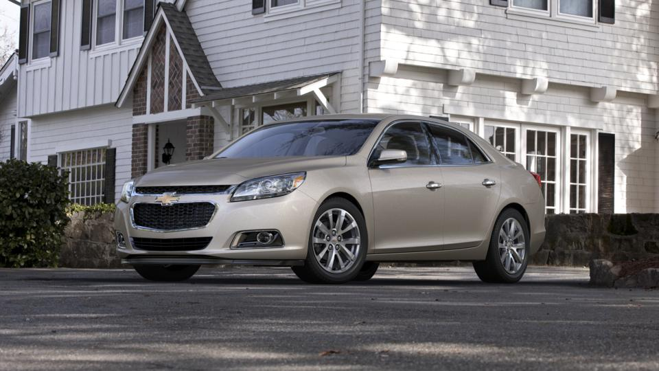 2016 Chevrolet Malibu Limited Vehicle Photo in Wendell, NC 27591