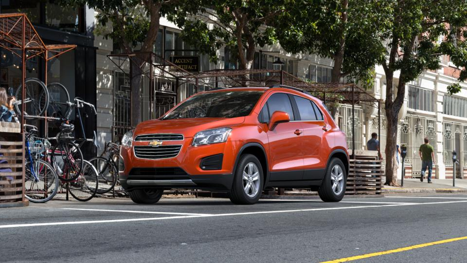 2016 Chevrolet Trax Vehicle Photo in Freeland, MI 48623