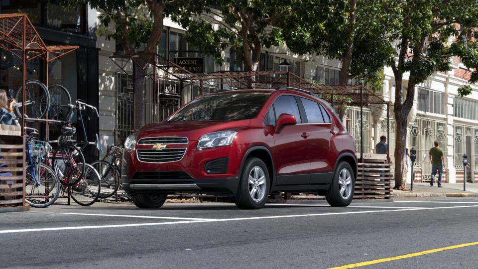 2016 Chevrolet Trax Vehicle Photo in Triadelphia, WV 26059