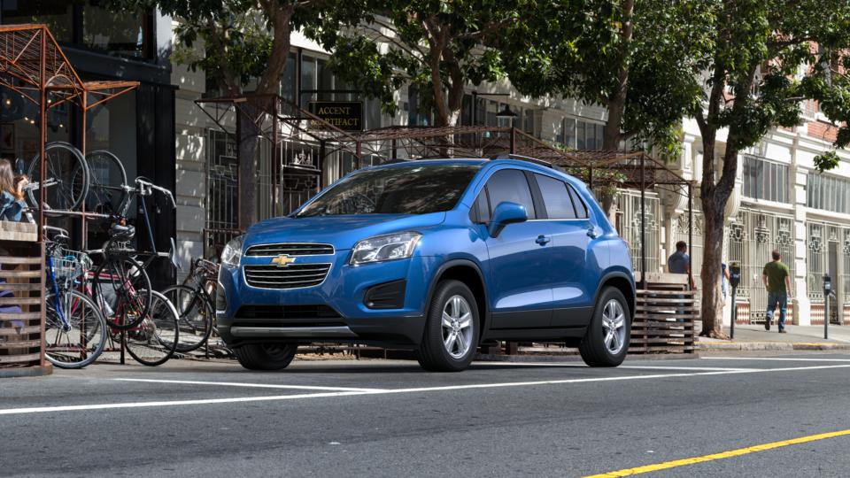 2016 Chevrolet Trax Vehicle Photo in Brockton, MA 02301